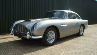 For sale on aston martin db5 kit car